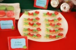 Christmas Dessert Table 02