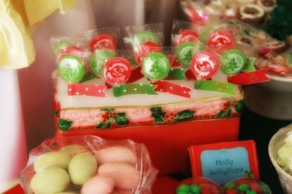 Christmas Dessert Table 07