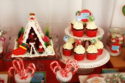 Christmas Dessert Table 13