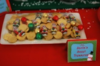 Christmas Dessert Table 14