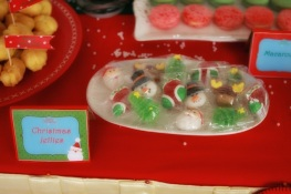 Christmas Dessert Table 21
