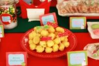 Christmas Dessert Table 23