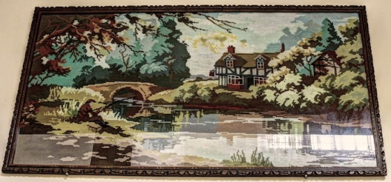 Fishing Cross Stitch