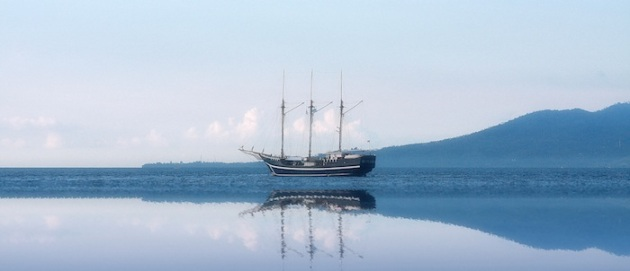 Pinisi Boat