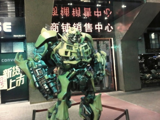 Transformers 02