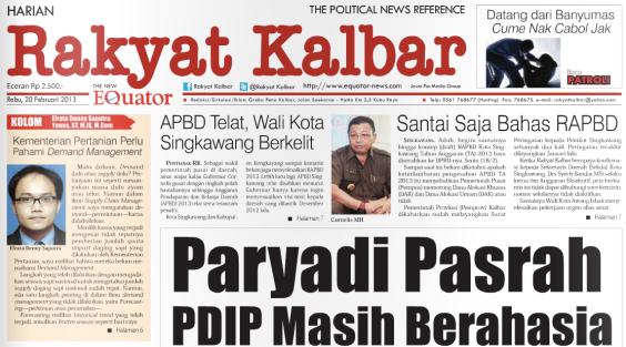 Rakyat Kalbar 01