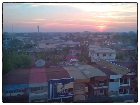 Pontianak Sunset  02