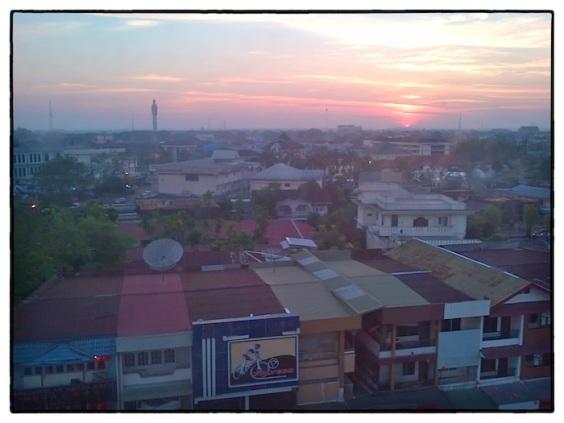 Pontianak Sunset  02