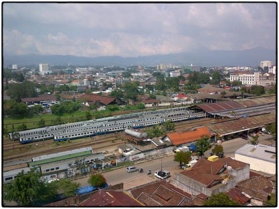 Train Station  02