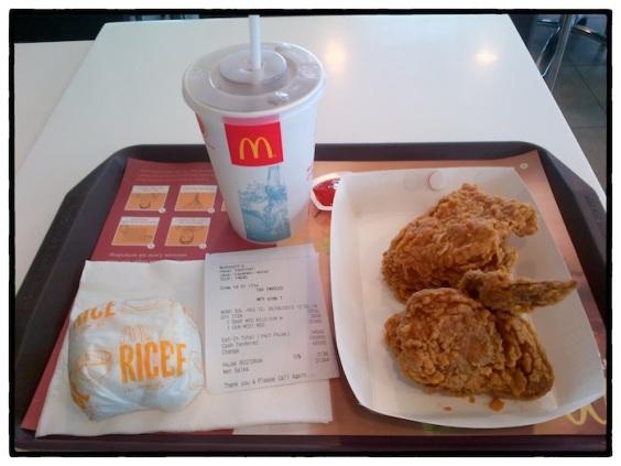 McDonald Rice