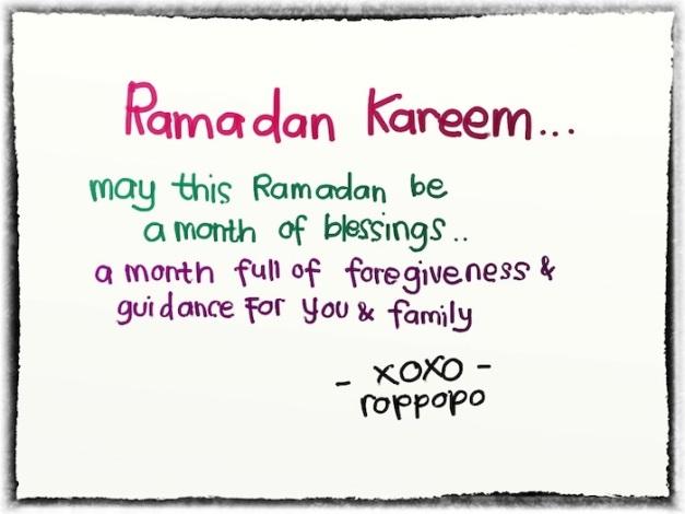 Roppopo  Ramadan