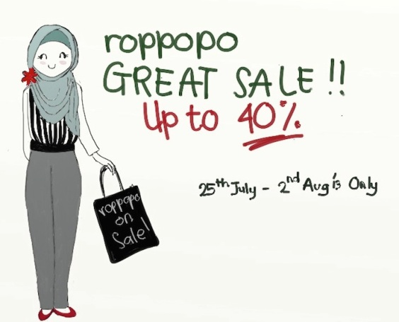 Roppopo Sale