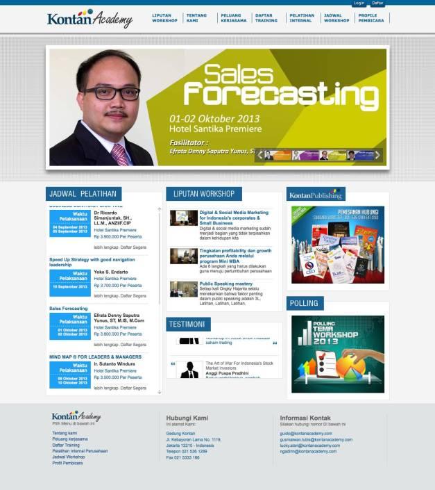 Sales Forecasting Banner