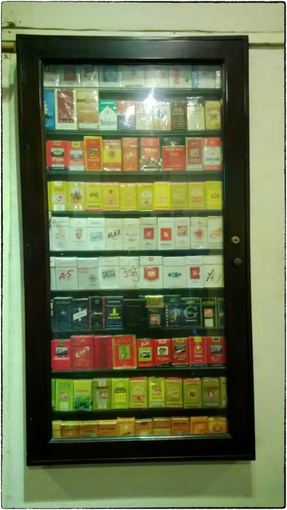 Cigarette Collection