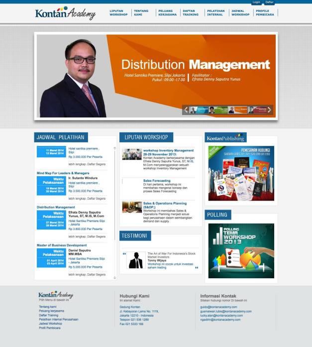 Distribution Management Training
