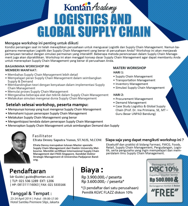 Logistics Global Supply Chain
